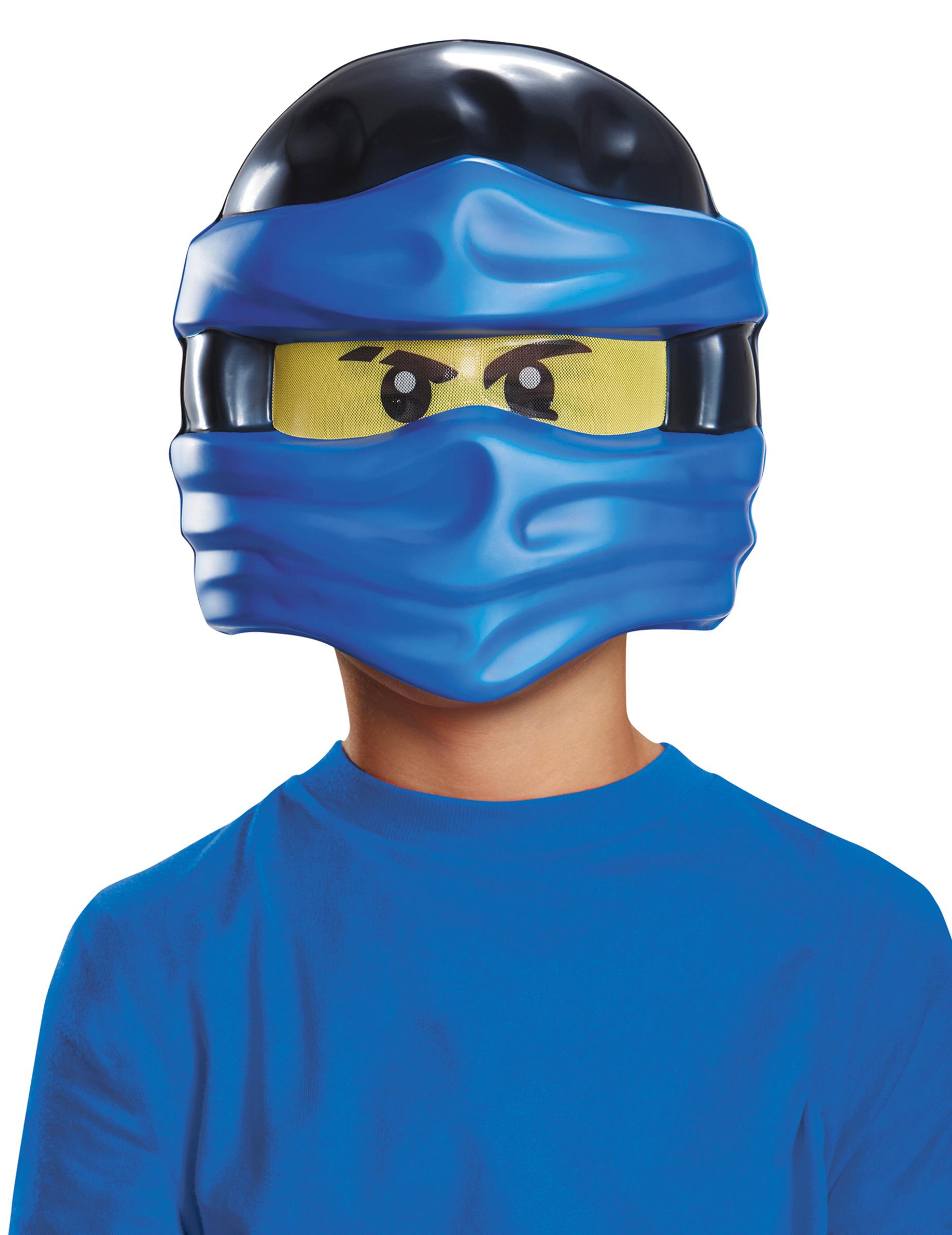 Маска Ninjago (Ниндзяго) 98897-PK1 Маска NINJAGO Джея LEGO