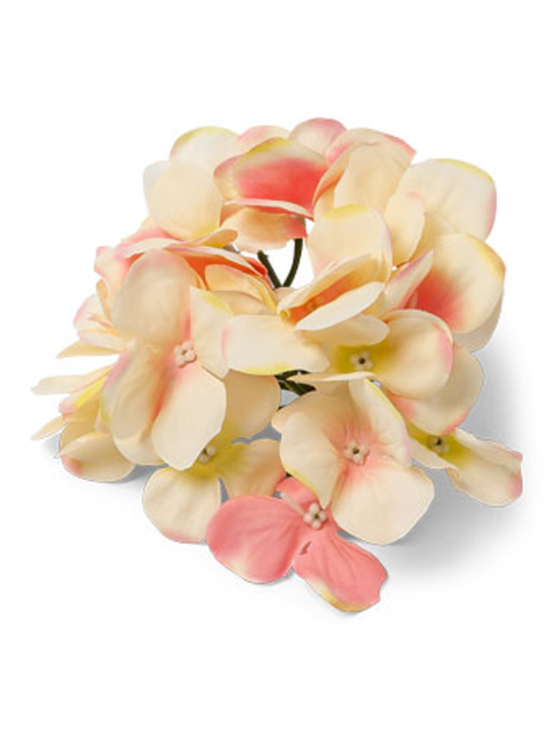 Ortensie Finte Prezzo : Ortensie finte color avorio e rosa su vegaooparty