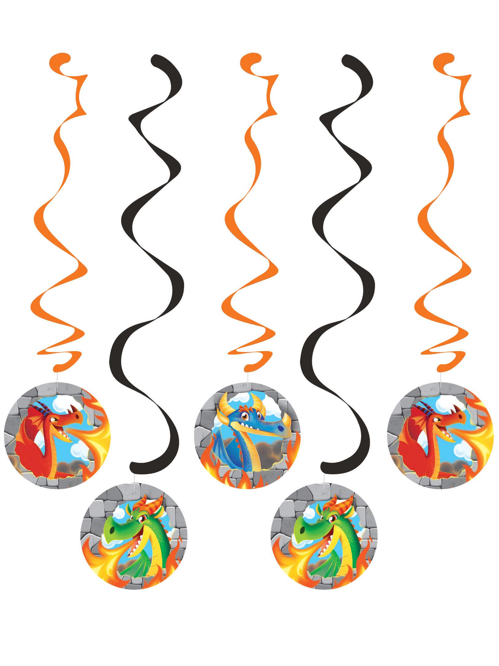 5 decorazioni da appendere dragone su vegaooparty negozio for Decorazioni da appendere