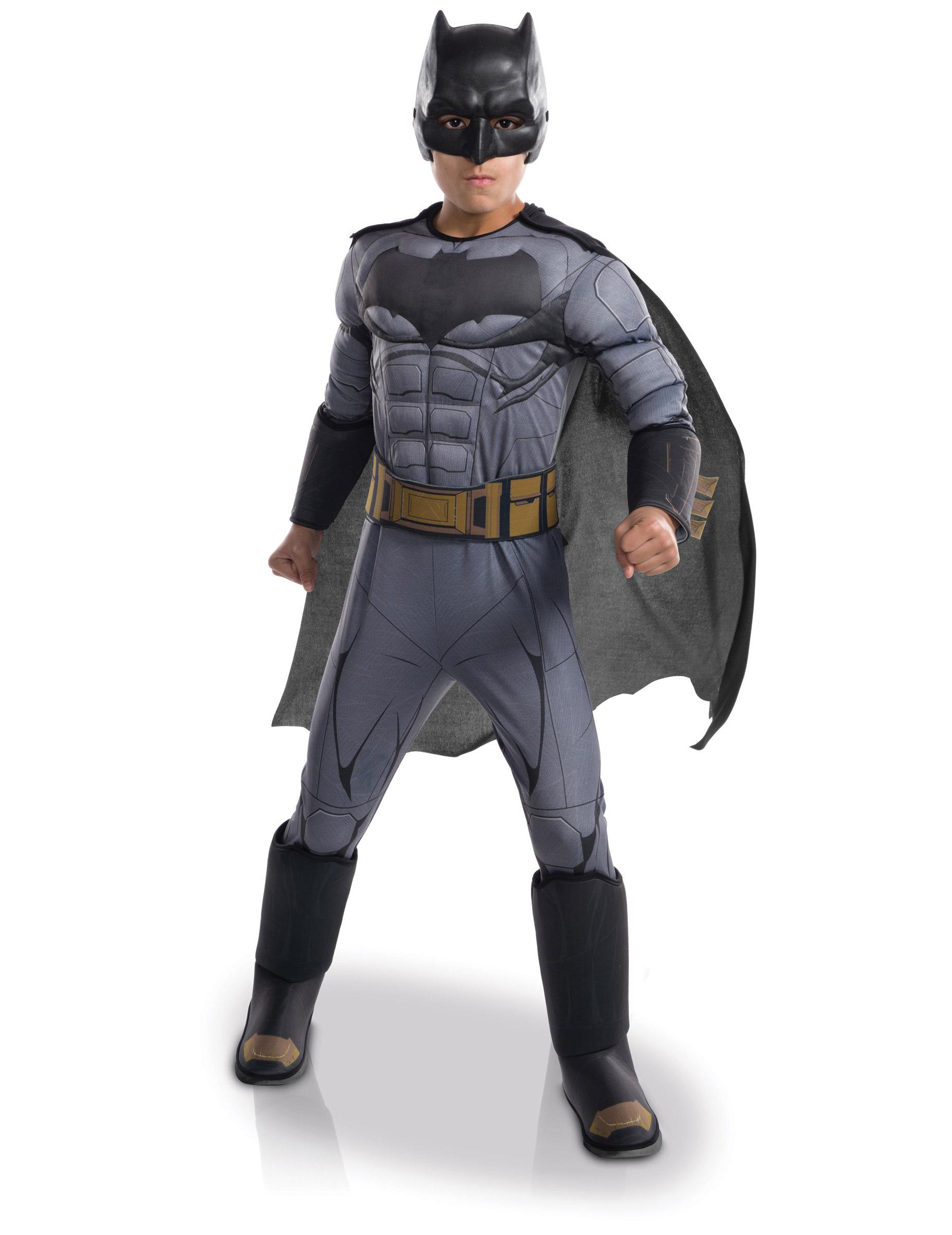 costume batman justice league lusso per bambino su vegaooparty negozio di articoli per feste. Black Bedroom Furniture Sets. Home Design Ideas