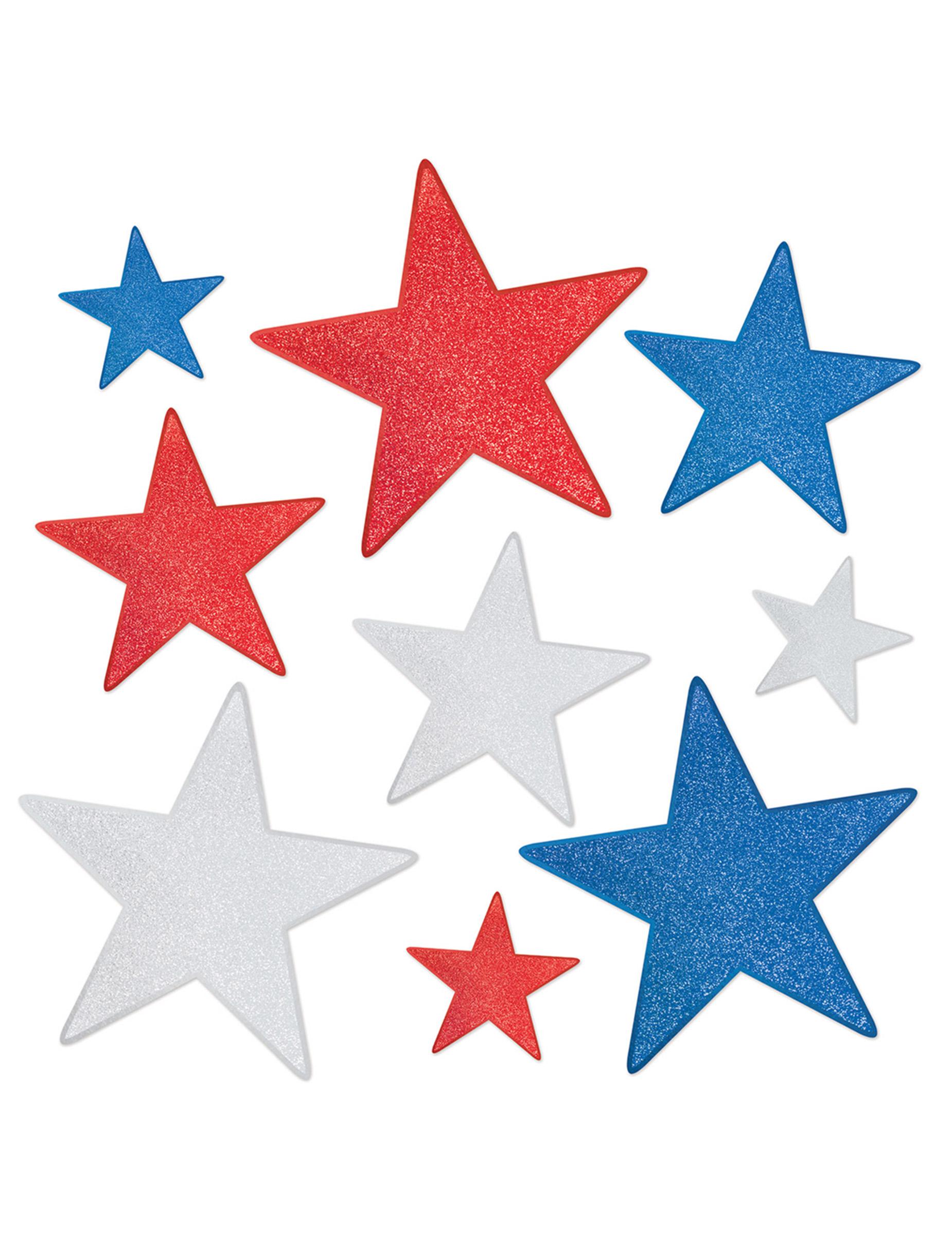 9 decorazioni per parete stelle americane su vegaooparty for Decorazioni a parete