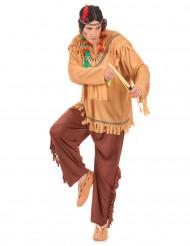 Costume da indiano per uomo
