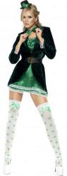 Costume da donna: irlandese sexy