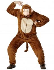 Costume da scimmia per adulto