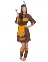 Costume da donna indiana