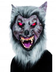 Maschera da lupo mannaro per adulto