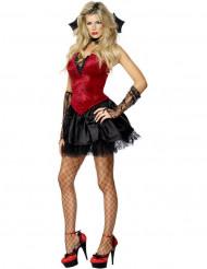Costume vampiro donna sexy Halloween