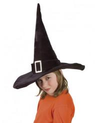 Cappello da strega a punta bambina
