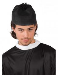 Cappello da prete nero