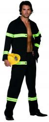Costume pompiere sexy per adulto