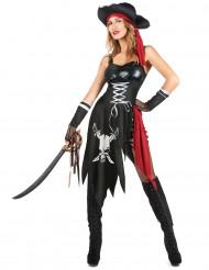 Costume piratessa sexy per donna