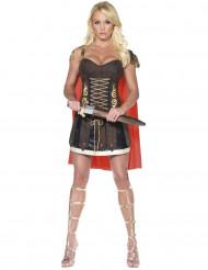 Costume gladiatrice sexy per donna
