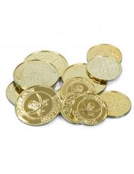 12 monete del tesoro da pirata