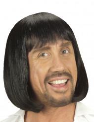 Parrucca da uomo medievale