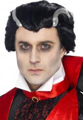 Parrucca da vampiro Halloween uomo
