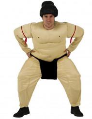 Costume da sumo adulto