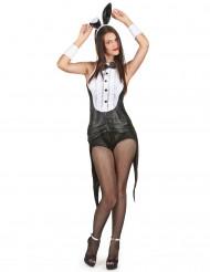 Costume da coniglietta sexy da donna