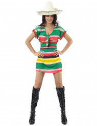Costume da messicana per donna