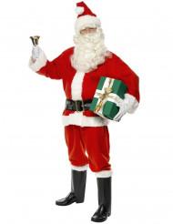 Costume per adulto da Babbo Natale