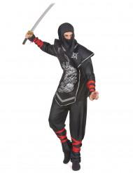 Costume da ninja per adulto