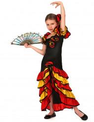 Costume da spagnola per bambina