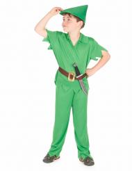 Costume da fanciullo dei boschi per bambino