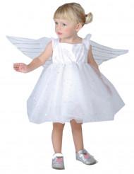 Costume da angioletto bimba