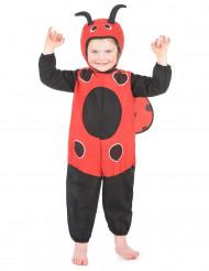 Costume da coccinella per bambino