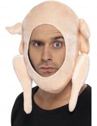 Cappello a forma di tacchino farcito Natale