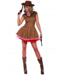 Costume da cowgirl sexy per donna