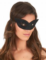 Mascherina di colore nero per adulto