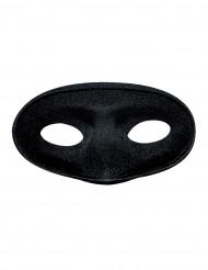 Maschera da adulto di colore nero