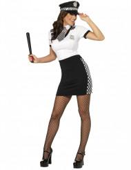 Costume da poliziotta per donna
