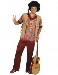 Costume hippie da uomo