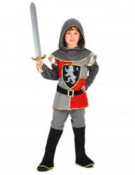 Costume da cavaliere medievale bambino