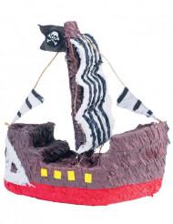 Pignatta stile vascello dei pirati