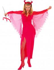 Costume da diavolessa per donna per Halloween