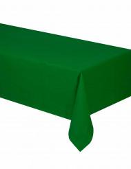 Tovaglia verde di carta