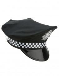 Copricapo della polizia inglese