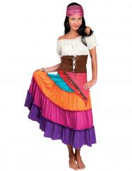 Costume bohemienne per donna
