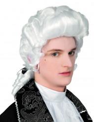 Parrucca barocca per uomo