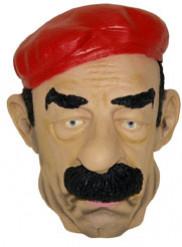 Maschera di Saddam Hussein
