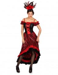 Costume ballerina di cabaret per donna