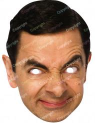 Maschera di cartone Mr Bean