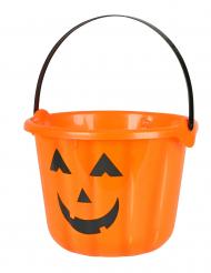 Secchiello zucca - Halloween