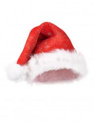 Cappello da Babbo Natale scintillante