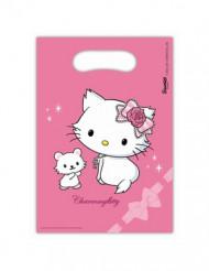 6 Buste regalo rosa Charmmy Kitty™