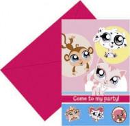 6 biglietti Pet Shop™per invito