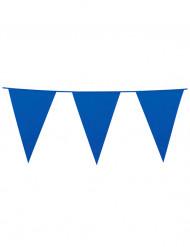Ghirlanda con bandiere blu