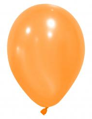 24 palloncini arancioni da 25 cm